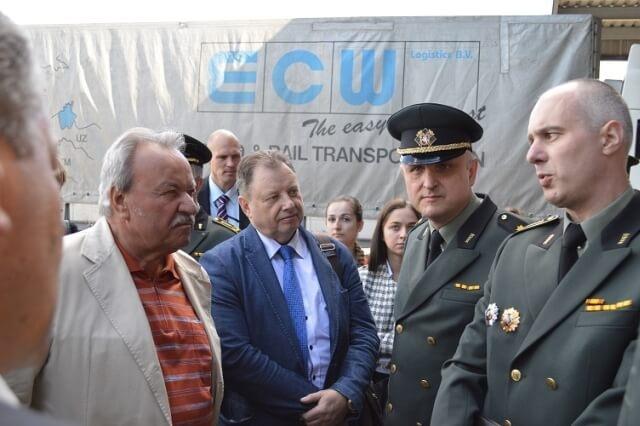 Photo of Biudžeto ir finansų komitetas lankėsi Medininkų pasienio kontrolės poste