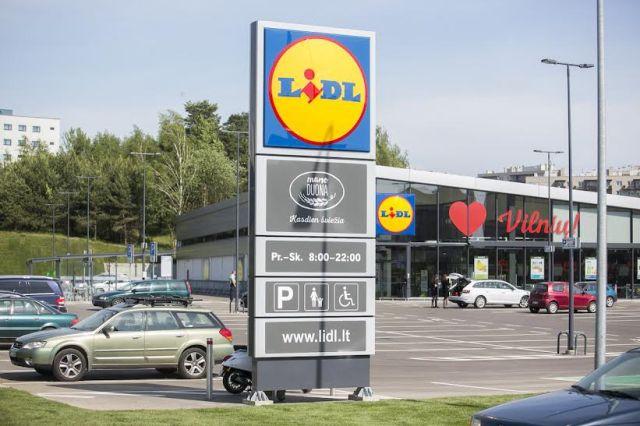 """Photo of """"Lidl"""" prieš Kalėdas ketina atidaryti 22-ąją parduotuvę, šįkart – Panevėžyje"""