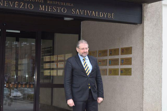 Photo of Panevėžio apylinkės teismo sprendimu Panevėžio meras  nušalintas nuo pareigų