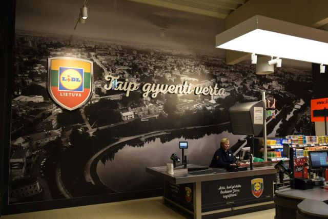 """Photo of Tyrimas: """"Lidl"""" parduotuvėse reguliariai apsiperka 66 proc. apklaustųjų"""