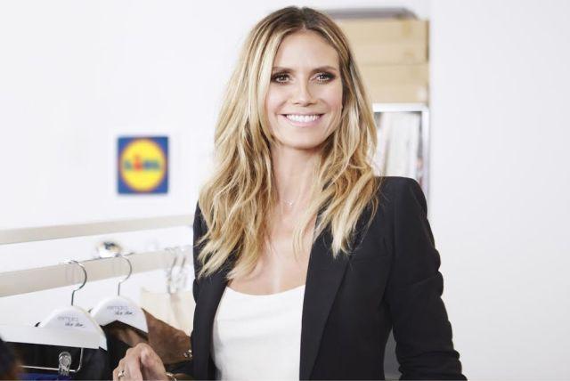"""Photo of Mada, prieinama visiems: Heidi Klum bendradarbiauja su """"Lidl"""""""