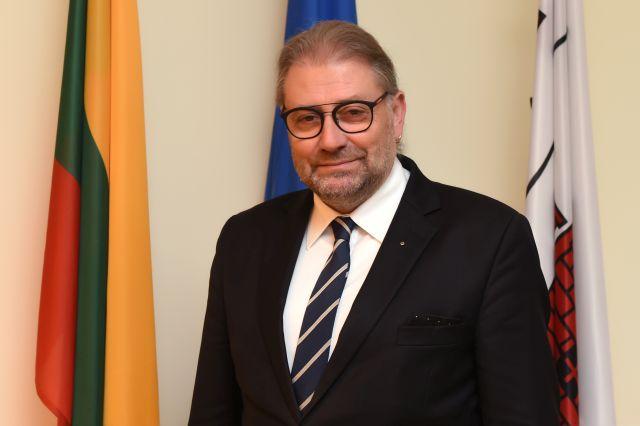 Photo of R. Račkauskas: bendras mūsų darbas buvo pastebėtas