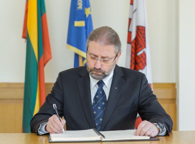 Photo of Panevėžio merui teismas leido grįžti į darbą