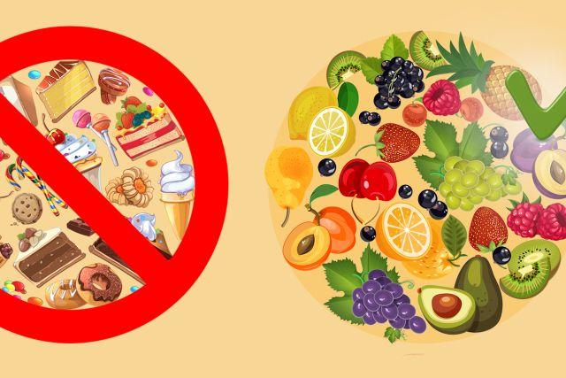 svorio potraukis cukrui)