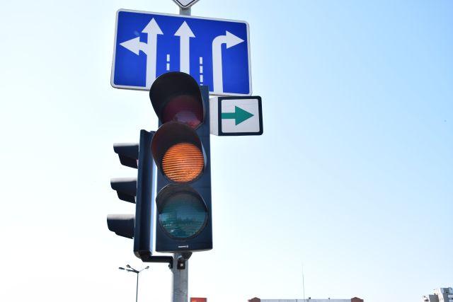 Photo of Biržuose Vytauto – Respublikos g. sankryžoje žalios lentelės nebus