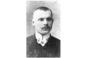 Rašytojas, advokatas Juozas Čerkesas