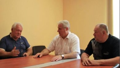 Photo of Susitikime su seniūnaičiais aptarti gyventojams rūpimi klausimai