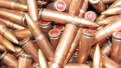 Photo of Iš anykštėno konfiskuotas pistoletas su šoviniais