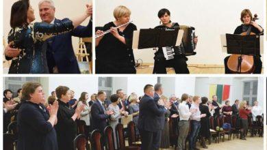 Photo of Biržų rajono mero labdaros vakare – šventiška muzika, nuotaikingas aukcionas ir dalinimosi stebuklas