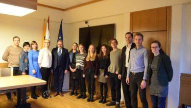 Photo of Globalūs panevėžiečiai diskutavo kalėdiniame susitikime