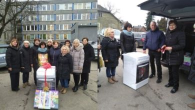 """Photo of """"Pyragų dienos"""" dovanos šeimai"""