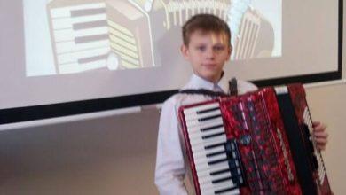 Photo of Sostinėje – Panevėžio rajono jaunojo akordeonisto sėkmė