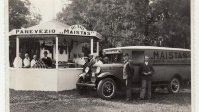 Photo of Transportas mieste 20 amžiaus pirmoje pusėje