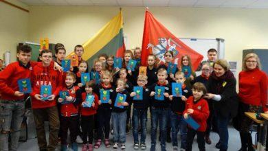Photo of Minime Lietuvos Nepriklausomybės atkūrimo  dieną