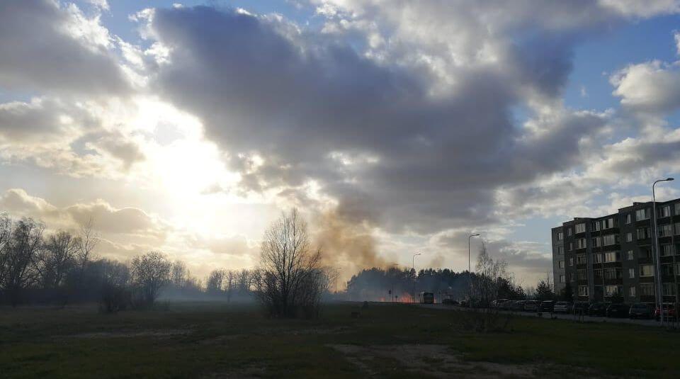 debesis su nez perspėjimo prekybos sistema